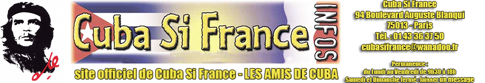 Cuba Si France