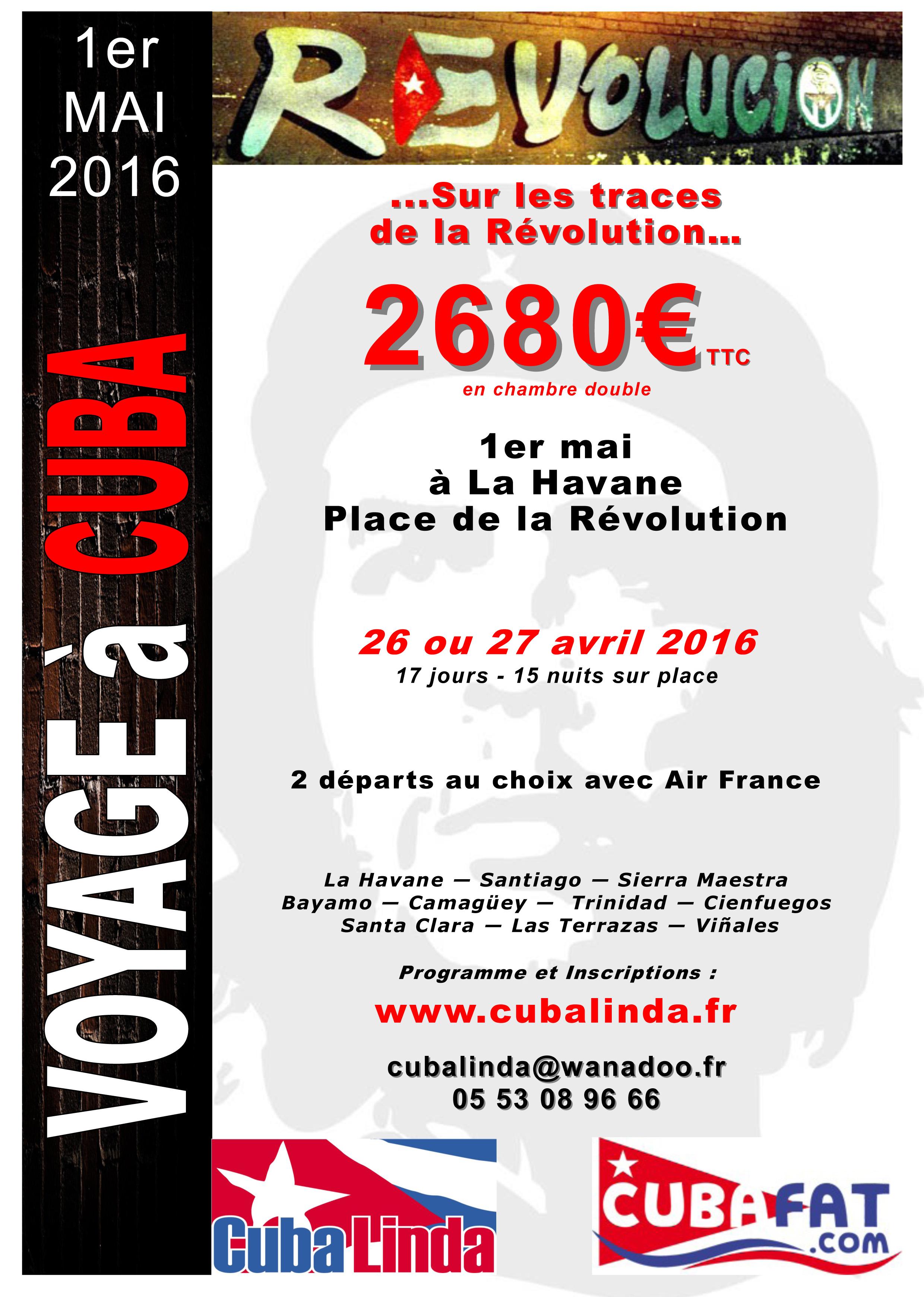 Voyage Révolution