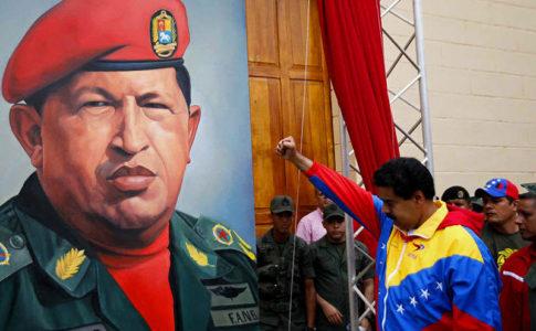 Maduro-Chavez01