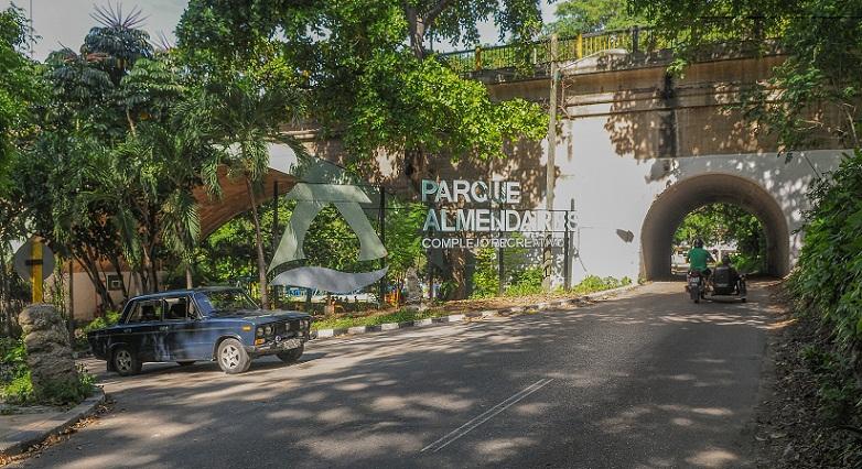 fotorreportajer sobre el Parque Metropolitano de la habana
